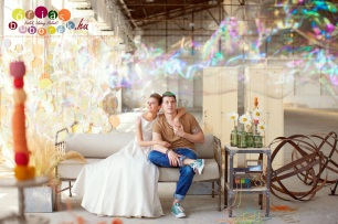 112 industrial wedding inspiration