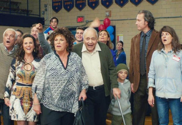 My big fat greek wedding 2 The whole family