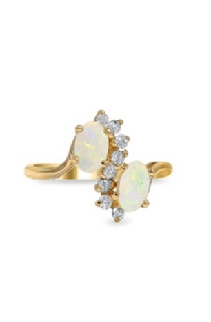 Brilliant Earth Opal Ring
