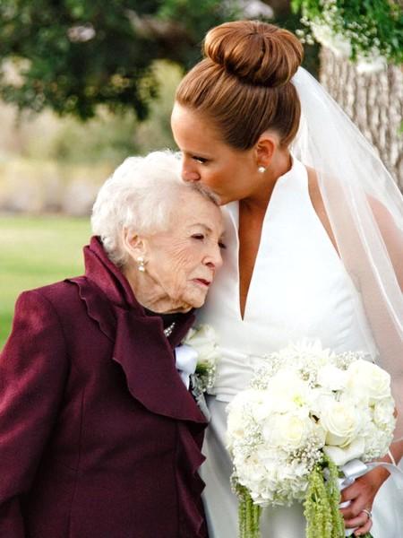 Flower Girl Grandma