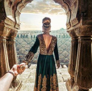 INDIA Chand Baori steps