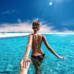 MALDIVES ISLANDS honeymoon