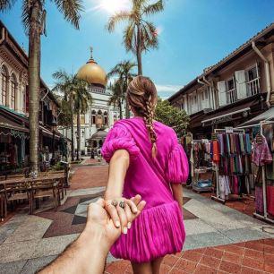 SINGAPOR Kampong