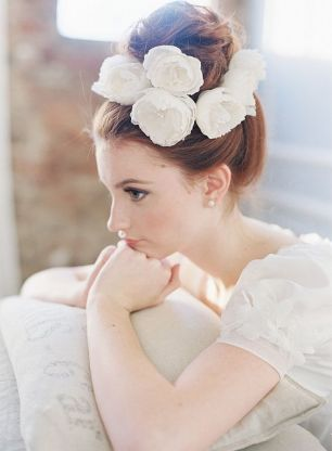 Short hair bride15