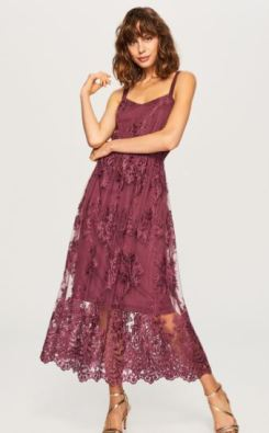Fall Wedding Guest Outfit_Midi Dress3